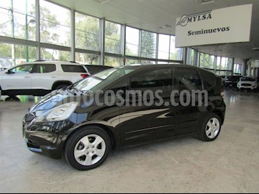 Foto venta Auto usado Honda Fit LX 1.5L Aut (2009) color Negro precio $89,000