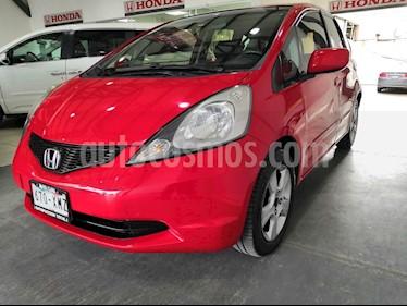 Foto venta Auto usado Honda Fit LX 1.5L Aut (2011) color Rojo Rally precio $109,000