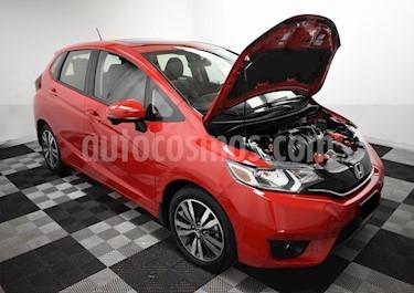 Foto venta Auto Seminuevo Honda Fit LX 1.5L CVT (2017) color Rojo Rally precio $143,400