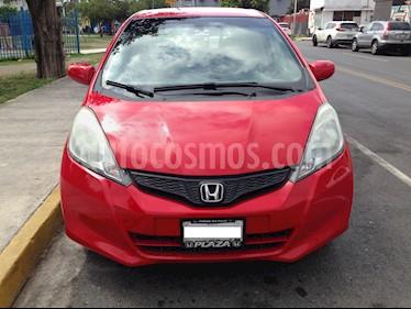 Foto venta Auto usado Honda Fit LX 1.5L (2014) color Rojo Rally precio $135,000