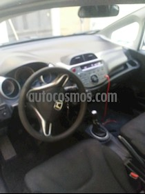 Foto Honda Fit LX 1.5L usado (2011) color Blanco precio $118,000