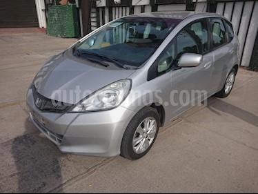 Foto venta Auto usado Honda Fit LX 1.5L (2013) color Plata precio $139,000