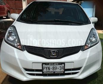 Foto venta Auto usado Honda Fit LX 1.5L  (2013) color Blanco precio $129,000