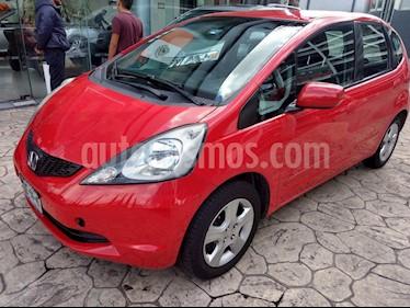 Foto venta Auto Seminuevo Honda Fit LX 1.5L (2011) color Rojo precio $130,000