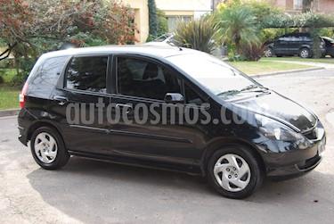 Foto venta Auto usado Honda Fit LX Aut (2007) color Negro precio $180.000