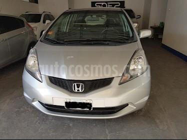 Foto venta Auto usado Honda Fit LX Aut (2009) color Gris Claro precio $215.000