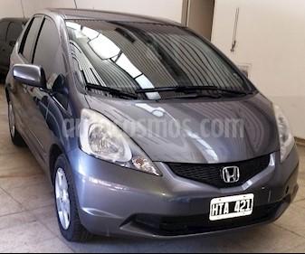 Foto venta Auto usado Honda Fit LX (2009) color Gris Antracita precio $245.000
