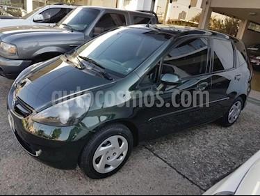 Foto venta Auto Usado Honda Fit LX (2008) color Verde Oscuro precio $175.000