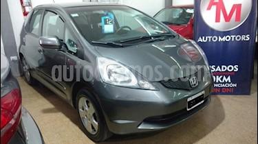 Foto venta Auto usado Honda Fit LXL Aut (2012) color Gris Oscuro precio $290.000