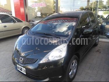 Foto venta Auto usado Honda Fit LXL Aut (2009) color Verde Oscuro precio $215.000