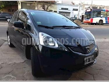 Honda Fit LXL Aut usado (2009) color Negro precio $284.900