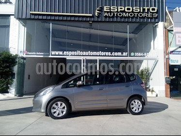 Foto venta Auto usado Honda Fit LXL Aut (2014) color Gris Claro precio $375.000