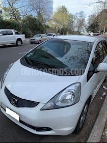 Foto Honda Fit LXL Aut usado (2010) color Blanco precio $370.000