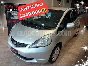 Foto venta Auto usado Honda Fit LXL (2010) color Gris Claro precio $249.000