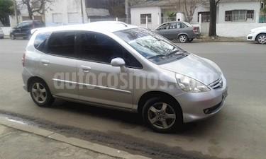 Foto venta Auto usado Honda Fit LXL (2008) color Gris Magnesio