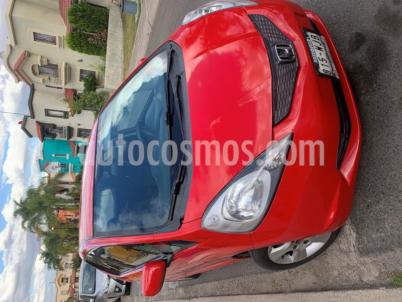 Honda Fit LX 1.5L CVT usado (2009) color Rojo precio $86,000