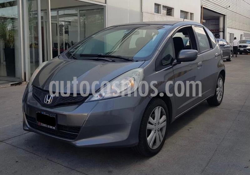 Honda Fit EX 1.5L Aut usado (2014) color Antracita precio $145,000