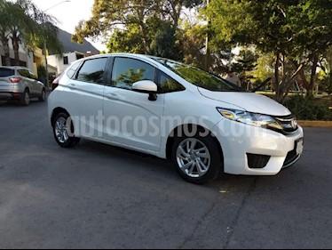 Honda Fit Fun 1.5L Aut usado (2016) color Blanco precio $189,000