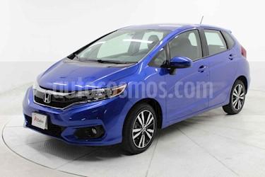 Honda Fit 5p Hit L4/1.5 Aut usado (2019) color Azul precio $279,000
