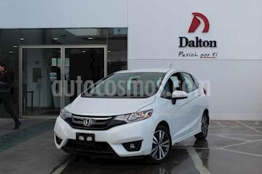Foto Honda Fit Hit 1.5L Aut usado (2016) color Blanco precio $209,000