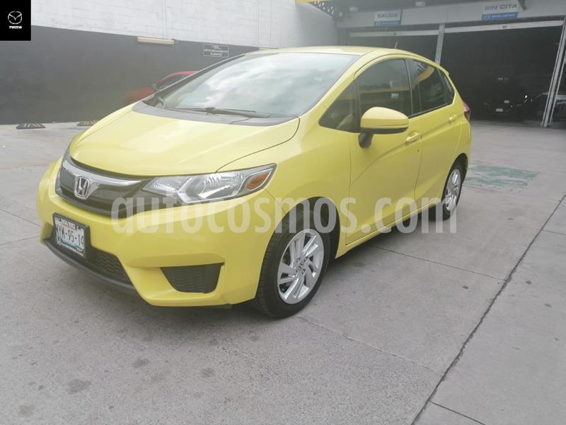Honda Fit Fun 1.5L Aut usado (2016) color Oro precio $179,900