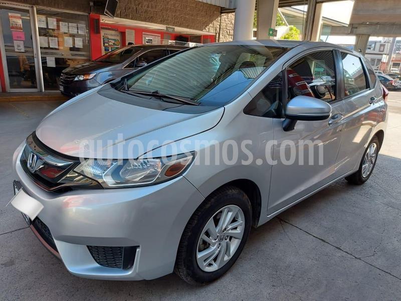 Honda Fit Fun 1.5L usado (2016) color Plata Dorado precio $187,000