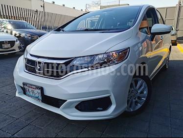 Honda Fit Fun 1.5L usado (2018) color Blanco Marfil precio $218,000