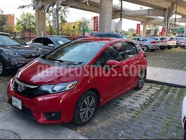 Honda Fit Hit 1.5L Aut usado (2015) color Rojo precio $163,000