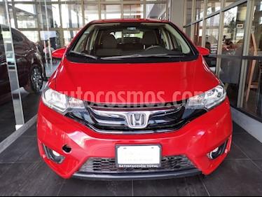 Honda Fit Hit 1.5L Aut usado (2016) color Rojo precio $189,000