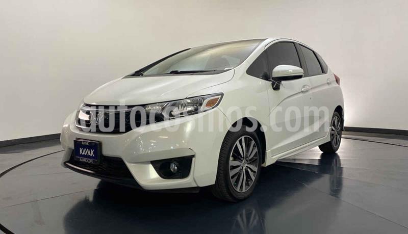 Honda Fit Hit 1.5L Aut usado (2015) color Blanco precio $174,999