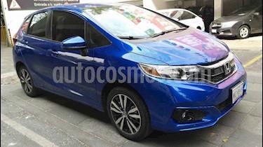 Honda Fit 5p Hit L4/1.5 Aut usado (2019) color Azul precio $268,000