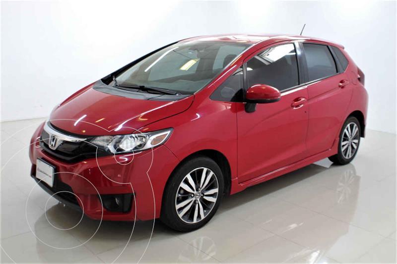 Honda Fit Hit 1.5L Aut usado (2016) color Rojo precio $195,000