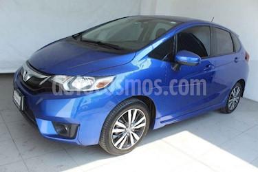 Honda Fit 5p Hit L4/1.5 Aut usado (2017) color Azul precio $229,000