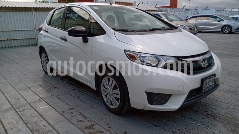 Honda Fit Cool 1.5L usado (2015) color Blanco precio $135,000