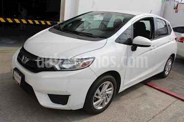 Honda Fit Fun 1.5L Aut usado (2017) color Plata Diamante precio $195,000