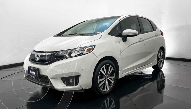 Honda Fit Hit 1.5L Aut usado (2016) color Blanco precio $182,999