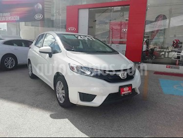 Honda Fit Cool 1.5L usado (2017) color Blanco precio $179,000
