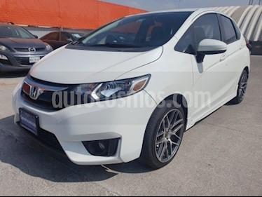 Honda Fit Hit 1.5L Aut usado (2015) color Blanco Marfil precio $185,000