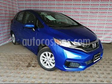 Honda Fit Fun 1.5L usado (2018) color Azul precio $225,000