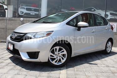 Honda Fit 5p Fun L4/1.5 Man usado (2015) color Plata precio $135,000