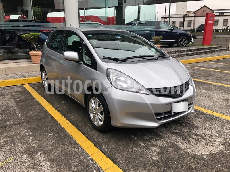 Honda Fit LX 1.5L CVT usado (2013) color Plata Dorado precio $139,000