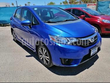 Honda Fit HIT L4/1.5 AUT usado (2016) color Azul Electrico precio $184,000
