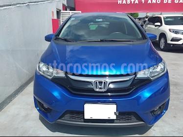 Honda Fit Fun 1.5L Aut usado (2017) color Azul precio $215,000