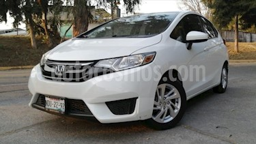 Honda Fit 5P HB FUN TM6 RA-15 usado (2017) color Blanco precio $199,000
