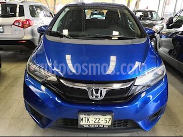 Honda Fit EX 1.5L Aut usado (2015) color Azul precio $170,000