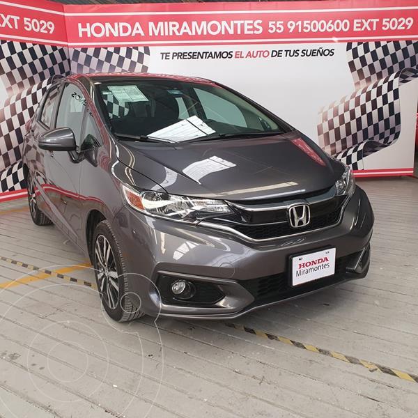 Foto Honda Fit Hit 1.5L Aut usado (2018) color Acero precio $250,000