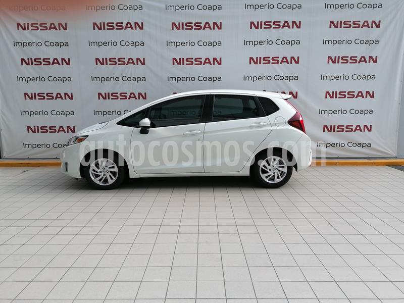 Honda Fit Fun 1.5L Aut usado (2017) color Blanco precio $204,900