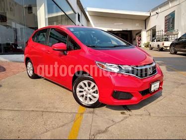 Honda Fit 5p Fun L4/1.5 Aut usado (2018) color Rojo precio $208,000