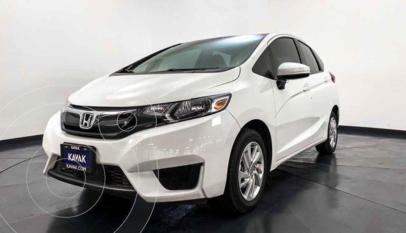 Honda Fit Fun 1.5L usado (2017) color Blanco precio $194,999