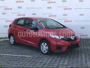 Honda Fit Cool 1.5L usado (2016) color Rojo precio $155,001